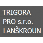 TRIGORA PRO s.r.o. (Svitavy) – logo společnosti