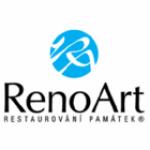 RenoArt s.r.o. - restaurování památek – logo společnosti