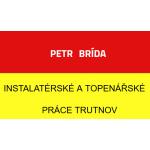 Instalatér, topenář Brída Petr – logo společnosti