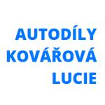 Kovářová Lucie - autodíly – logo společnosti