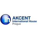 AKCENT International House Prague, družstvo (pobočka Praha 6 - Dejvice) – logo společnosti