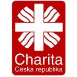 Oblastní charita Pardubice (pobočka Mikulovice) – logo společnosti