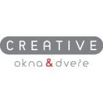 CREATIVE okna-dveře s.r.o. – logo společnosti