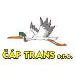 ČÁP TRANS s.r.o. – logo společnosti