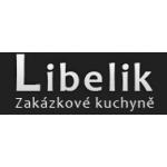LIBELIK - ZAKÁZKOVÉ KUCHYNĚ – logo společnosti