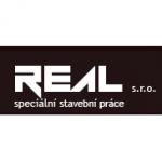 REAL-speciální stavební práce s.r.o. – logo společnosti
