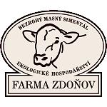 Farma Libná s.r.o. - Bezrohý masný simentál – logo společnosti