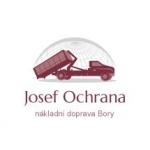 Ochrana Josef - Nákladní doprava – logo společnosti