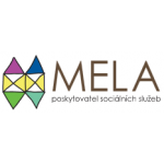 MELA o.p.s – logo společnosti