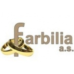 FARBILIA, a.s. - prodej a výroba snubních prstenů (Praha-západ) – logo společnosti