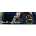 Tomáš Lalák - instalatér (Praha západ) – logo společnosti