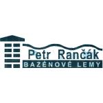 Rančák Petr - bazénové lemy – logo společnosti