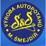 Š + Š PŘESNÉ AUTOPOTAHY s.r.o. – logo společnosti