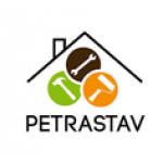 Petrastav-stavební společnost – logo společnosti