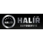 HALÍŘ AUTOSERVIS – logo společnosti