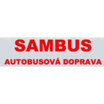 Sambus autobusová doprava – logo společnosti