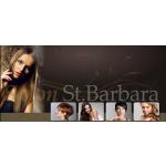Salon St. Barbara – logo společnosti