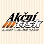 Akčni TISK.CZ - ofsetová a digitální tiskárna Praha (Praha město) – logo společnosti