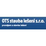 OTS stavba lešení s.r.o. – logo společnosti