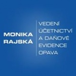 Účetnictví Rajská Monika (Šumperk) – logo společnosti