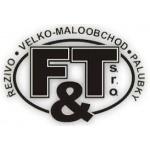 F & T s.r.o. (Louny) – logo společnosti