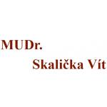 Skalička Vít, MUDr. – logo společnosti