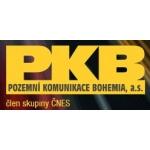 POZEMNÍ KOMUNIKACE BOHEMIA, a.s. - Středisko údržby Strnady – logo společnosti