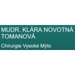 MUDr. Klára Novotná Tomanová – logo společnosti