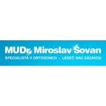 MUDr. MIROSLAV ŠOVAN - SPECIALISTA V ORTODONCII – logo společnosti