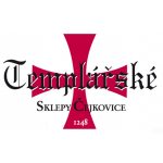 Templářské sklepy Čejkovice, vinařské družstvo (Praha) – logo společnosti