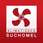 KLIMATIZACE Suchomel – logo společnosti