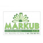KVĚTINÁŘSTVÍ MARCELA - (MARKUB s.r.o.) – logo společnosti