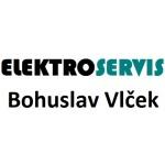 Elektroservis - Bohuslav Vlček – logo společnosti