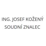 Ing. JOSEF KOŽENÝ – logo společnosti