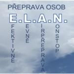 Šafr Miroslav- Autodoprava ELAN – logo společnosti
