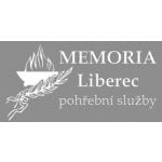 Memoria Liberec (pobočka Husova) – logo společnosti