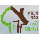 Výškové práce Kulhavý – logo společnosti