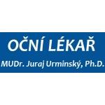 Oční ambulance Chrudim - MUDr. Urminský Juraj, Ph.D. (pobočka Chrudim) – logo společnosti