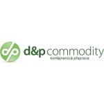 D&P commodity s.r.o. – logo společnosti