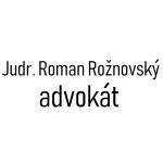 Judr. Roman Rožnovský – logo společnosti