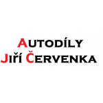 Autodíly Jiří Červenka – logo společnosti