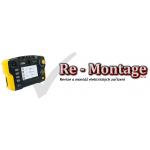 Re - Montage, s.r.o. – logo společnosti
