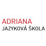 Adriana jazyková škola – logo společnosti