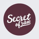 Secret of raw - RAW FOOD – logo společnosti