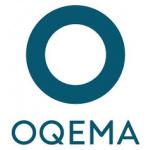 OQEMA, s.r.o. - hlavní sklad – logo společnosti