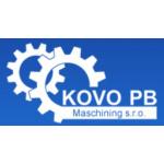 KOVO PB Maschining, s. r. o. – logo společnosti