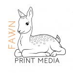 Fawn Print Media – logo společnosti