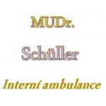 MUDr. Schüller Vratislav - interní ambulance – logo společnosti