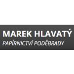 Marek Hlavatý - PAPÍRNICTVÍ – logo společnosti