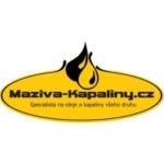 Kapaliny - Maziva s.r.o. - výdejní místo (kamenná prodejna) – logo společnosti